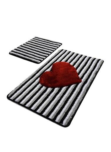 Chilai Home Heart Line 2'li Paspas Set Renkli